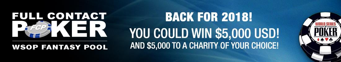 FCP WSOP Fantasy Pool, Enter Now!!!
